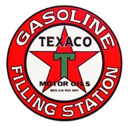 Texaco Logos & Evolution