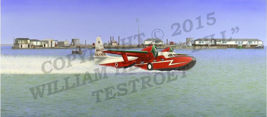 Texaco Aviation